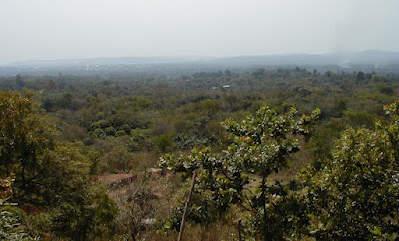 Enugu hills